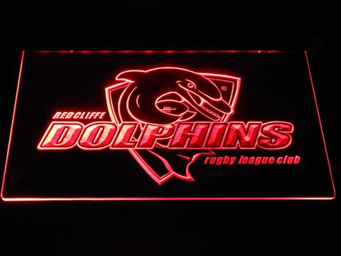 Redcliffe Dolphins LED Neon Sign