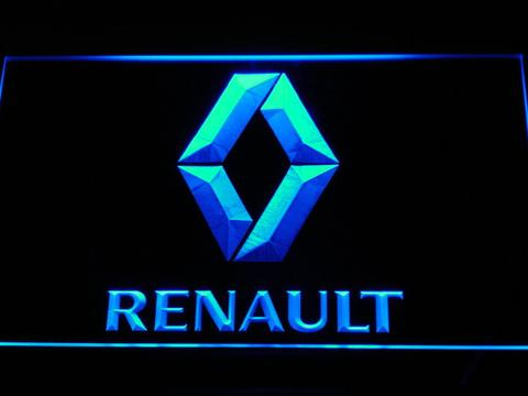 Renault LED Neon Sign