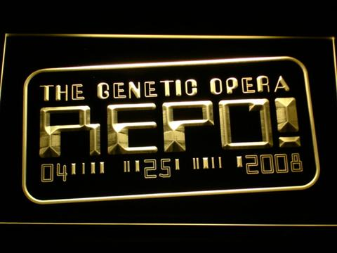 Repo The Genetic Opera LED Neon Sign