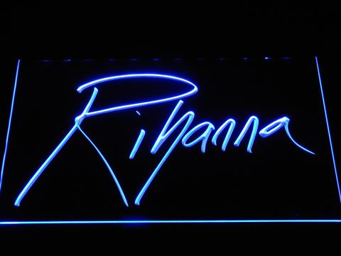 Rihanna LED Neon Sign - Click Image to Close