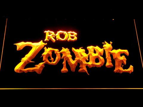 Rob Zombie LED Neon Sign