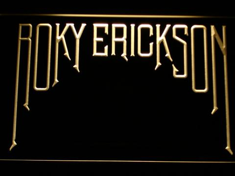 Roky Erickson LED Neon Sign