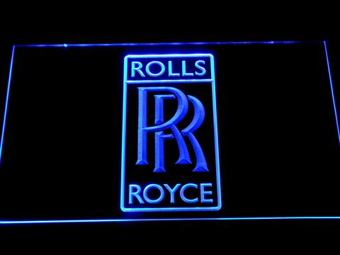 Rolls-Royce LED Neon Sign