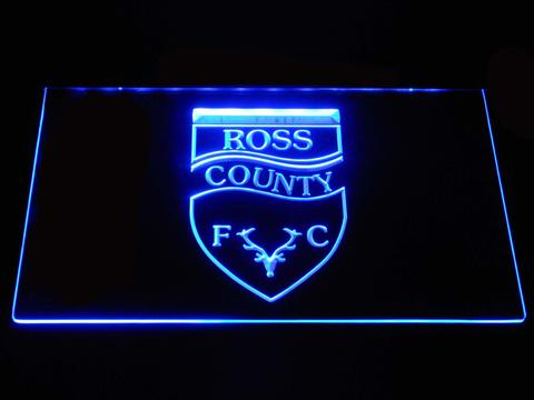 Ross County F.C. LED Neon Sign