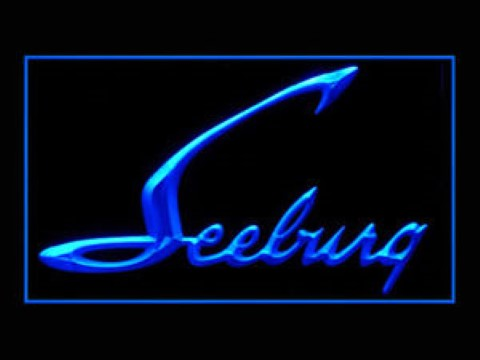 SEEBURG Jukebox LED Neon Sign [SEEBURG Jukebox LED Neon Sign