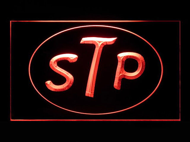 STP Service LED Light Sign