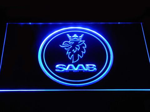 Saab Emblem LED Neon Sign