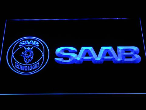 Saab Technologies LED Neon Sign