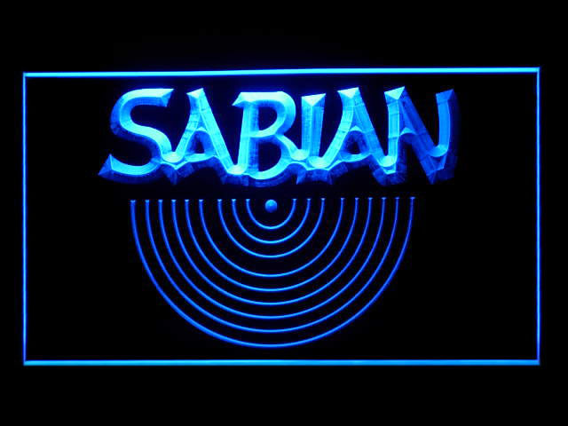 Sabian LED Light Sign