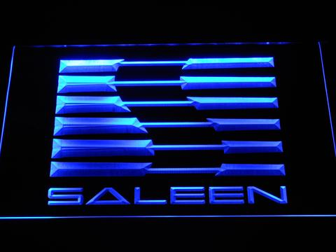 Saleen LED Neon Sign