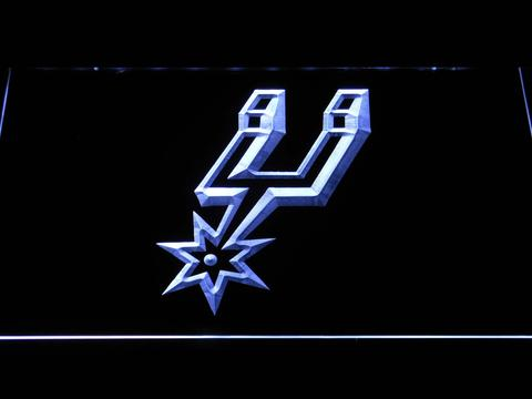 San Antonio Spurs Spur Icon LED Neon Sign