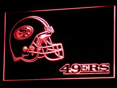 San Francisco 49ers LED Neon Sign