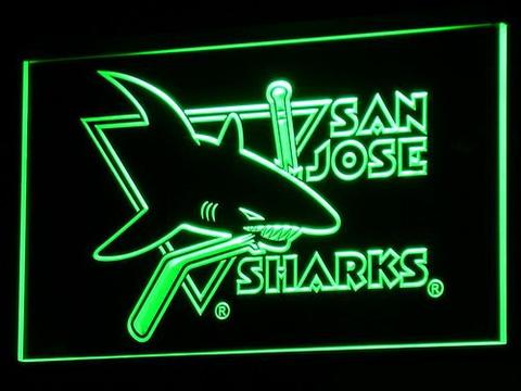 San Jose Sharks LED Neon Sign