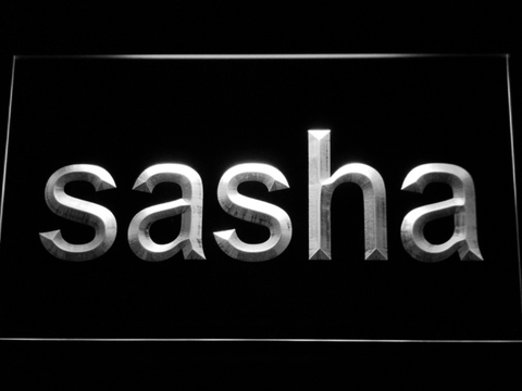 Sasha LED Neon Sign