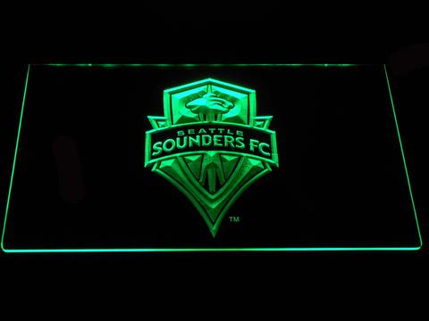 Seattle Sounders LED Neon Sign