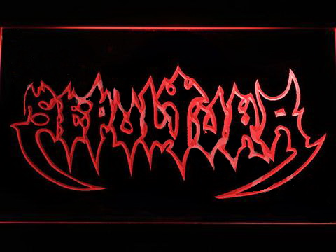 Sepultura LED Neon Sign