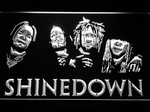 Shinedown 2 LED Neon Sign