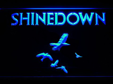 Shinedown LED Neon Sign