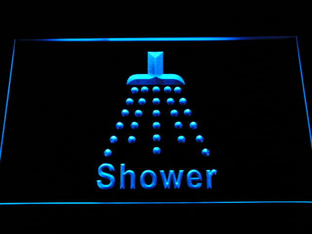 Shower Room Neon Light Sign