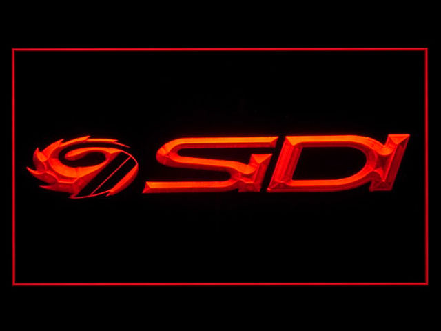 Sidi Service LED Light Sign