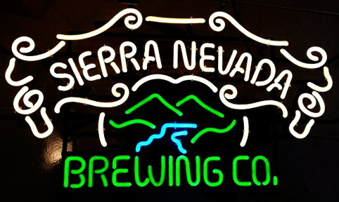 Sierra Nevada Brewing Neon Sign