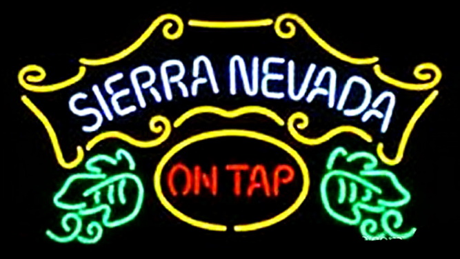 Sierra Nevada On Tap Original Neon Sign