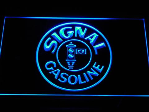 Signal Gasoline LED Neon Sign