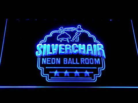 Silverchair Ballroom LED Neon Sign