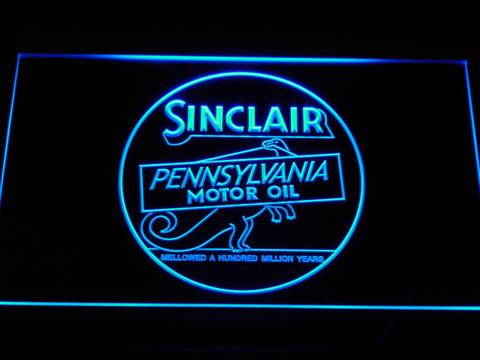 Sinclair Motor Oil LED Neon Sign