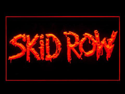 Skid Row LED Neon Sign