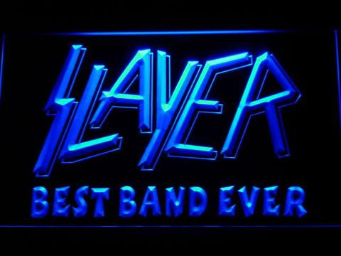 Slayer Best Band Ever LED Neon Sign