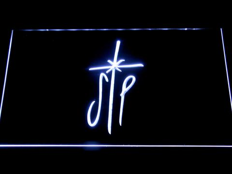 Smashing Pumpkins Cross LED Neon Sign