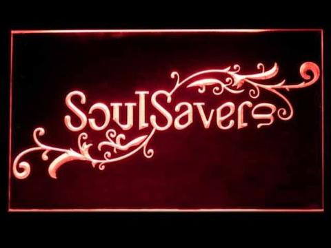 Soulsavers LED Neon Sign