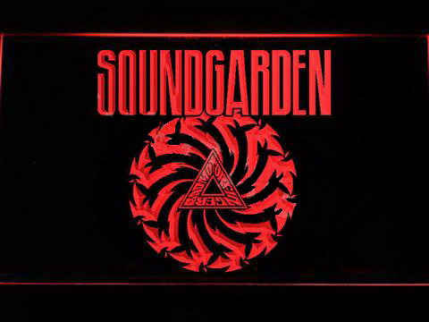 Soundgarden LED Neon Sign