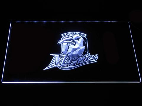 Souths Logan Magpies LED Neon Sign