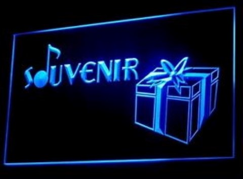 Souvenir Gift LED Neon Sign
