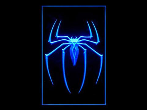 Spider-Man LED Neon Sign