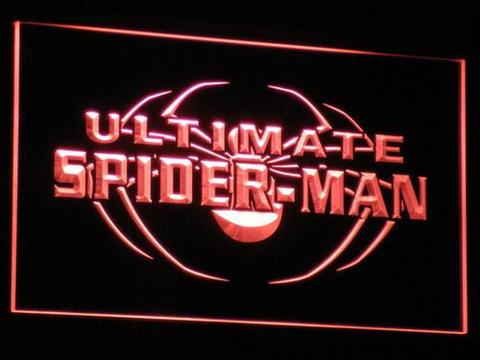 Spider-Man Ultimate LED Neon Sign