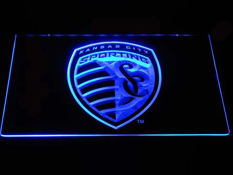 Sporting Kansas City LED Neon Sign