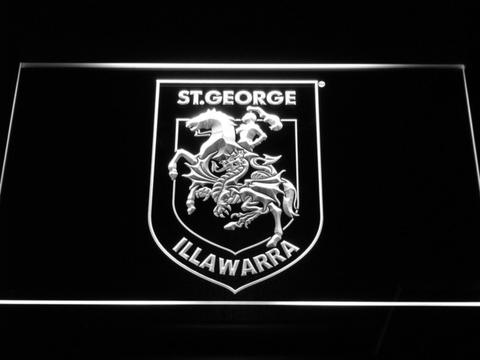 St. George Illawarra Dragons Type 2 LED Neon Sign