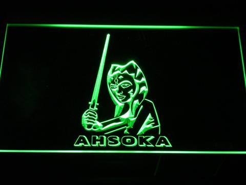 Star Wars Ahsoka Tano LED Neon Sign