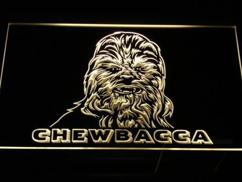 Star Wars Chewbacca LED Neon Sign