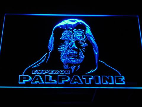 Star Wars Emperor Palpatine LED Neon Sign