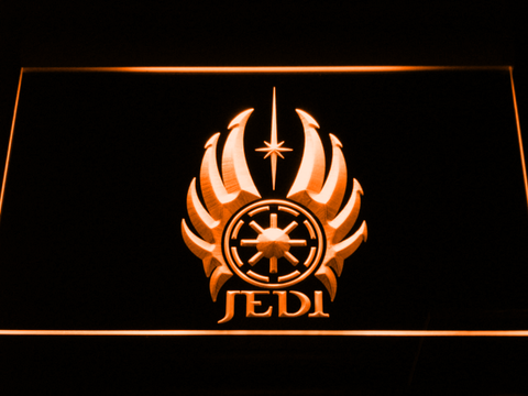 Star Wars Jedi Code LED Neon Sign