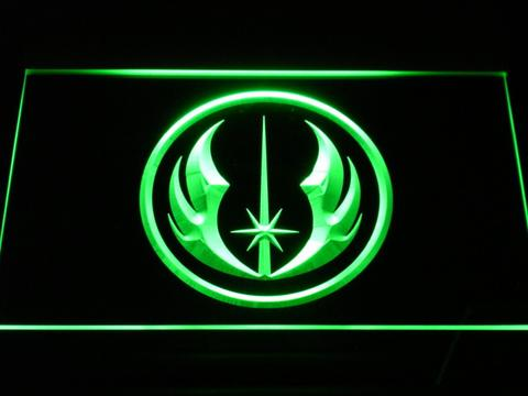 Star Wars Jedi Order LED Neon Sign