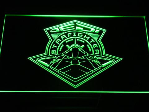 Star Wars Jedi Starfighter LED Neon Sign