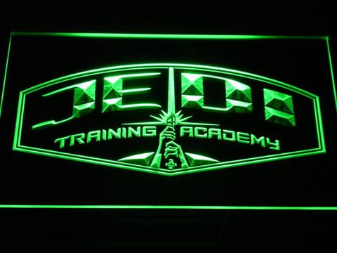 Star Wars Jedi Training Academy LED Neon Sign
