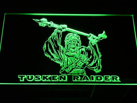 Star Wars Tusken Raider LED Neon Sign