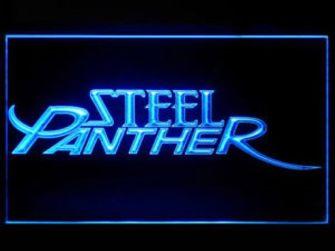 Steel Panther LED Neon Sign