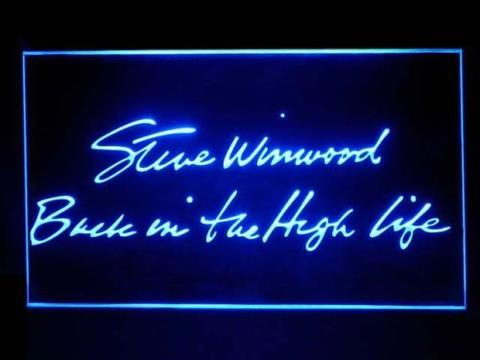 Steve Winwood LED Neon Sign